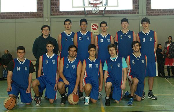 Equipos 2014 2015 escuela baloncesto barrio del pilar for Piscina municipal barrio del pilar
